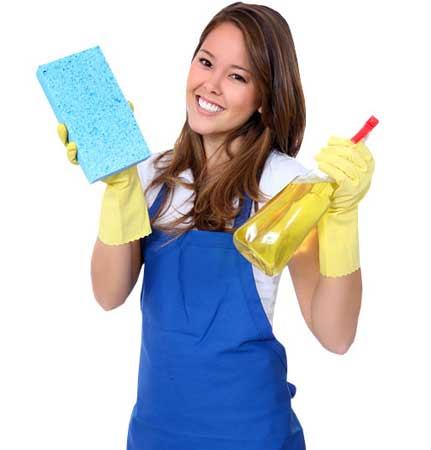 MAID CLEANING PACKAGE